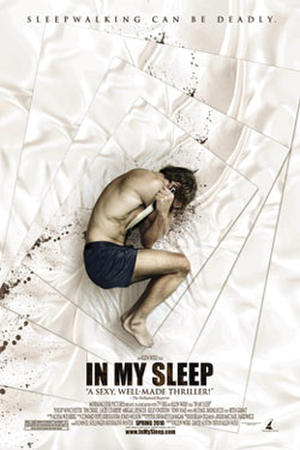 Poster art for 'In My Sleep.'
