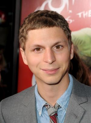 "Michael Cera at the California premiere of ""Scott Pilgrim Vs. The World."""