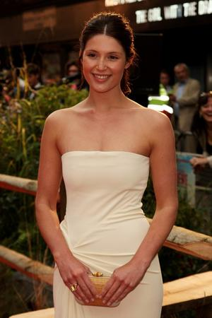 """Gemma Arterton at the UK premiere of """"Tamara Drewe."""""""