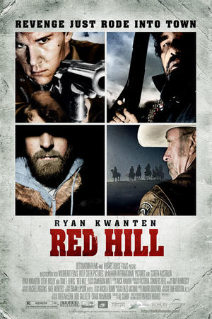 """Poster art for """"Red Hill"""""""