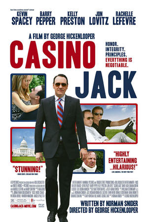 """Poster art for """"Casino Jack"""""""