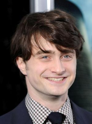 """Daniel Radcliffe at the New York premiere of """"Harry Potter and the Deathly Hallows - Part 1."""""""