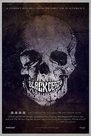 "Poster art for ""Black Death."""