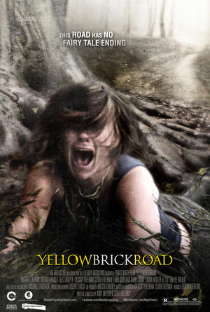 "Poster art for ""YellowBrickRoad."""