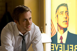 "Ryan Gosling in ""The Ides of March."""