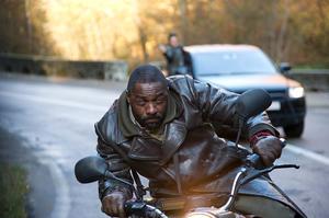 "Idris Elba in ""Ghost Rider: Spirit Of Vengeance."""