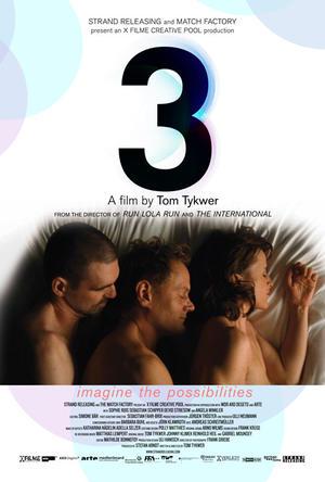 """Poster art for """"3 (Drei)."""""""