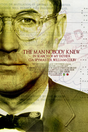 Poster art for 'The Man Nobody Knew.'