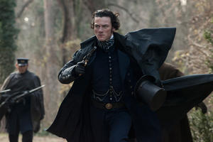 "Luke Evans in ""The Raven.''"