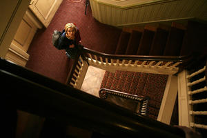 """Sara Paxton in """"The Innkeepers."""""""