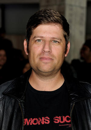 "Producer Oren Peli at the California premiere of ""Paranormal Activity 3."""