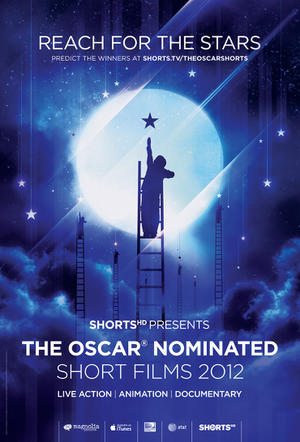"Poster art for ""Oscar Nominated Animated Shorts."""