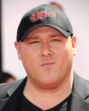 "Will Sasso at the California premiere of ""The Three Stooges."""