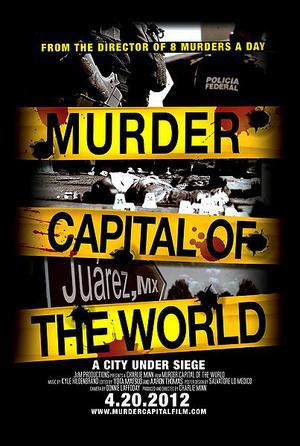 "Poster art for ""Murder Capital of the World."""