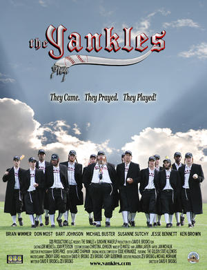 "Poster art for ""The Yankles."""