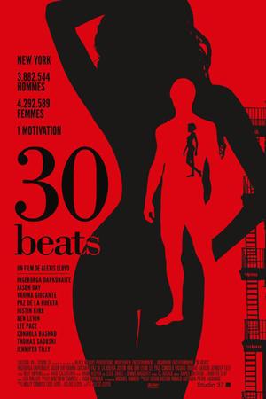 "Poster art for ""30 Beats."""