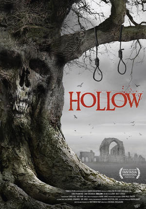 """Poster art for """"Hollow."""""""