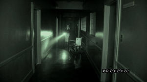 "A scene from ""Grave Encounters 2."""