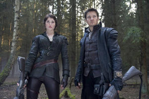 "A scene from ""Hansel and Gretel: Witch Hunters 3D."""