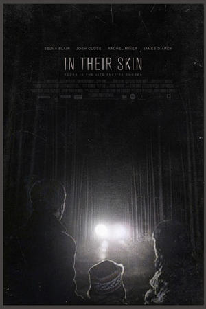 "Poster art for ""In Their Skin."""
