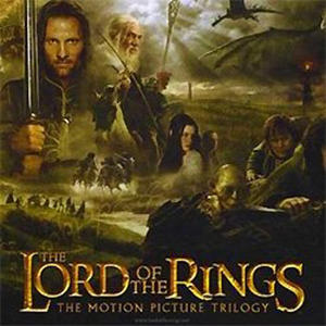 """Poster are for """"The Lord Of The Rings"""" marathon."""
