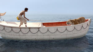 "Suraj Sharma as Pi Patel in ""Life of Pi."""