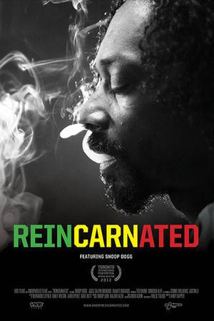 """Poster art for """"Reincarnated."""""""