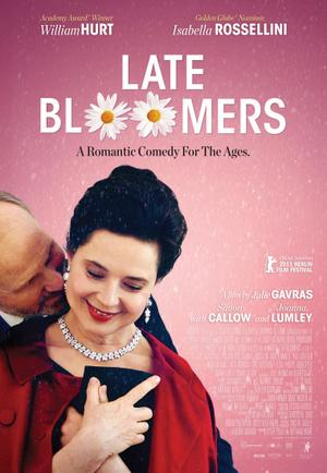 "Poster art for ""Late Bloomers."""