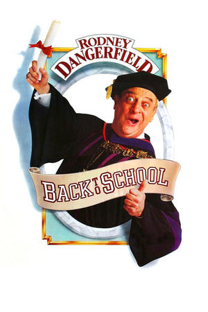 """Poster art for """"Back to School."""""""