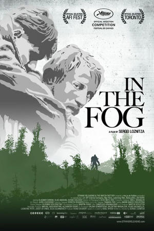 "Poster art for ""In the Fog."""