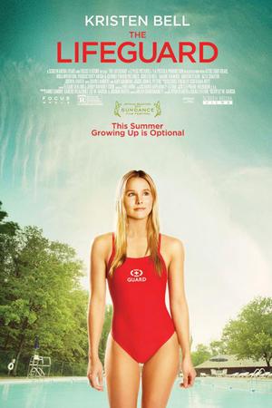 "Poster art for ""Lifeguard."""