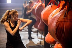 """Shailene Woodley in """"Divergent."""""""
