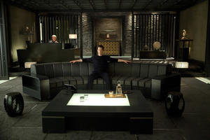"Keanu Reeves in ""Man of Tai Chi."""