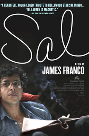 "Poster art for ""Sal."""