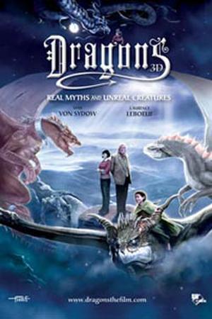 "Poster art for ""Dragons 3D."""