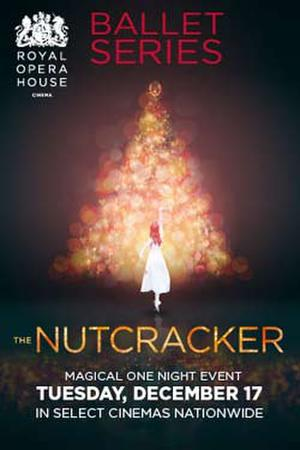"Poster art for ""The Nutcracker."""