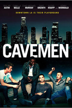 "Poster for ""Cavemen"""