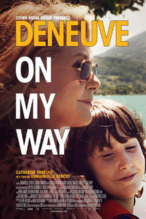 "Poster art for ""On My Way"""