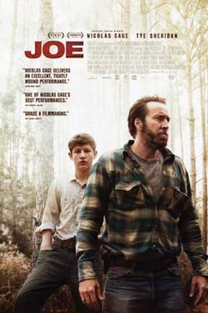 """Poster art for """"Joe."""""""