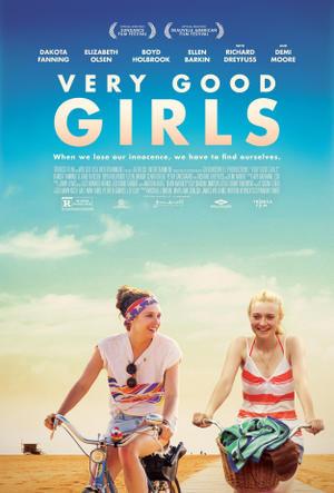 """Poster art for """"Very Good Girls."""""""