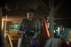 """James Franco as Tom Wright in """"Good People."""""""