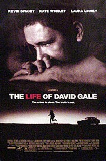 "the life of david gale essay In current essay i would like review the film ""life of david gale"" and provide my own attitude to this picture to begin with it should be noted that the life of david gale is an american film released in 2002, which deals with the subject of capital punishment in the united states the main roles played kevin spacey and kate winslet."