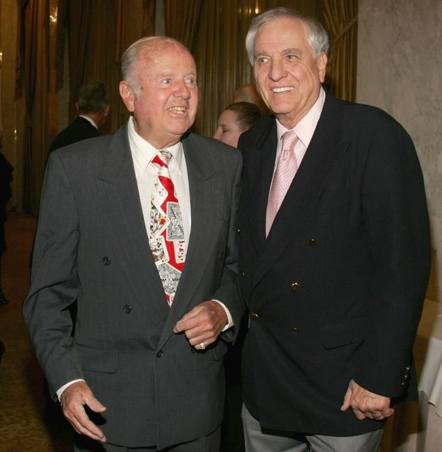 Gary Marshall and Dick Van Patten at the Regent Beverly Wilshire Hotel for the