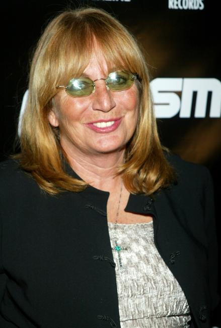 Penny Marshall at the Smooth Magazines BET Awards After Party.