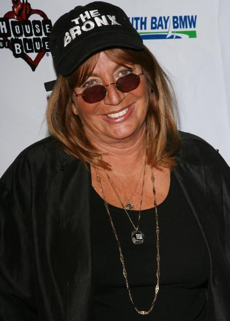 Penny Marshall at the House of Blues Sunset for A Midsummer Nights Glam Jam.