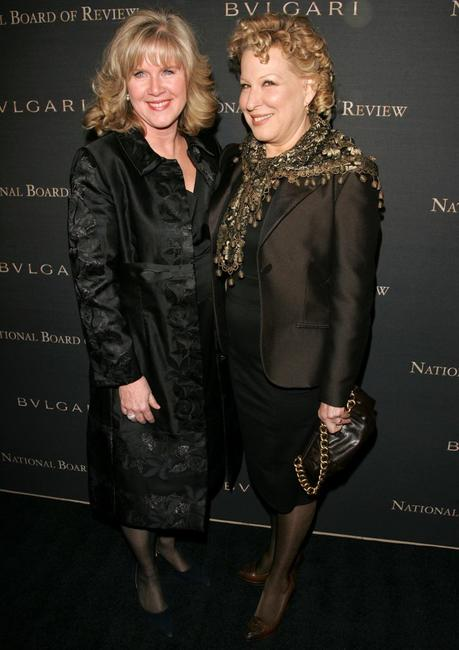 Bette Midler and Tipper Gore at the 2006 National Board Of Review Awards Gala.