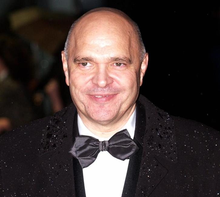 Anthony Minghella at the premiere of