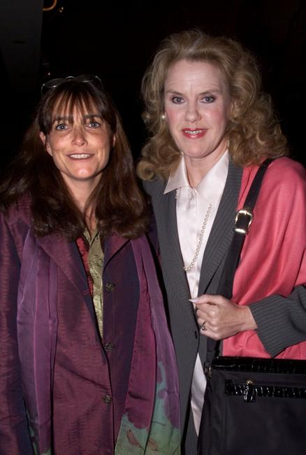 Karen Allen and Celia Weston at the screening of