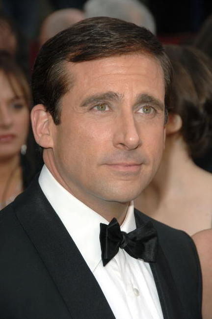 Steve Carell at the 79th Annual Academy Awards in Hollywood.