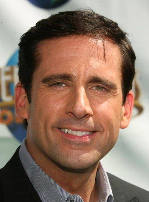 Steve Carell at the Universal City premiere of
